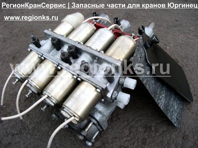 Фото блока клапанов КС-4372Б