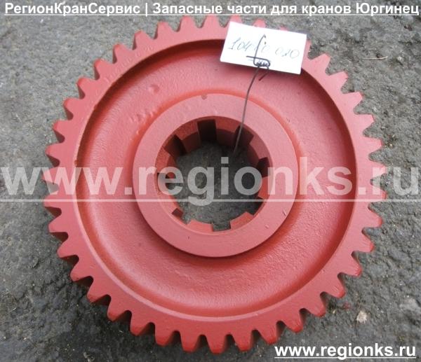 Фото зубчатого колеса КС-4372.104.00.020